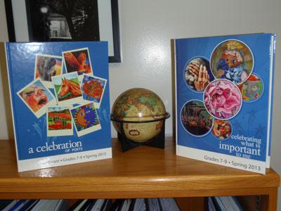 Cohen Students Get Published