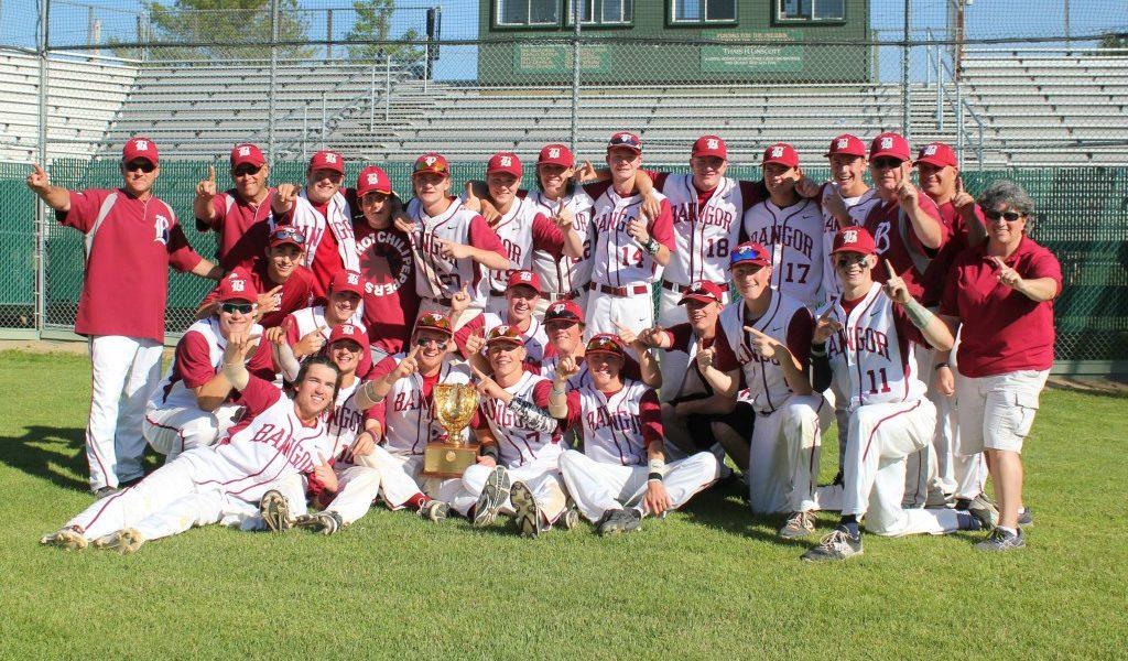 Rams Baseball Wins Class A State Championship