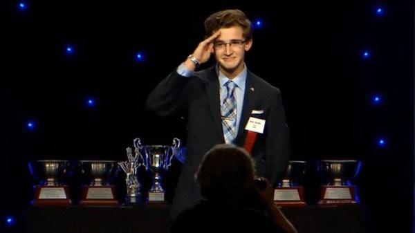 BHS Junior Named National Debate Champ