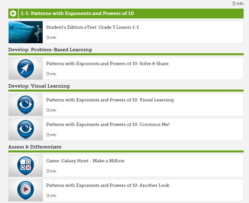 Workbooks envision math grade 5 workbook online : K-8 Pearson enVisionMath 2.0 Online Access
