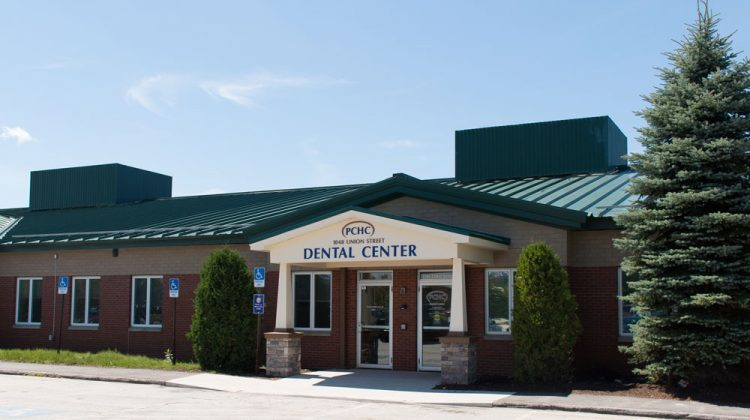picture of dental center building
